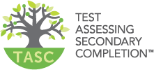 TASC<sup>&trade;</sup> Scores and Transcripts logo